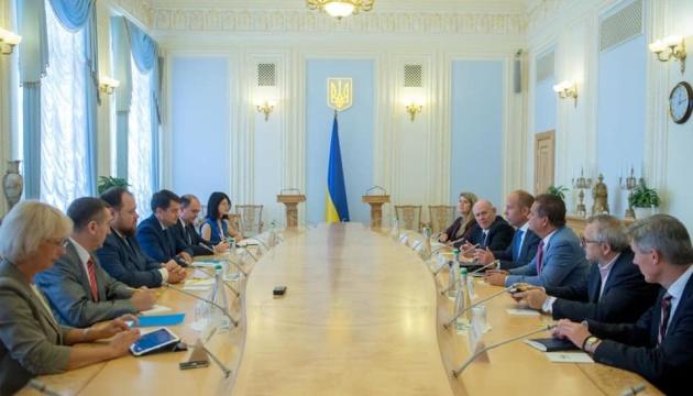 Разумков від імені Ради подякував Світовому конґресу українців за відстоювання інтересів держави
