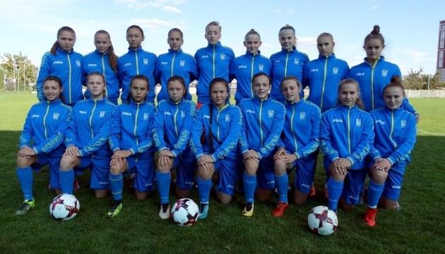 Дівоча збірна України WU-17 з футболу проведе 2 спаринги зі збірною Латвії