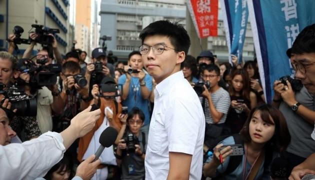 Протестувальники в Гонконгу не припинятимуть боротьбу - активіст