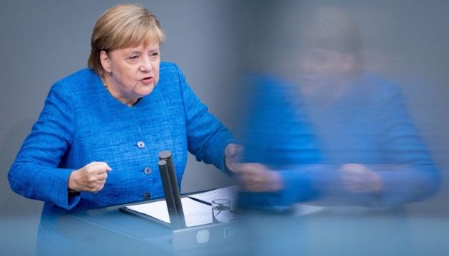 Європа відповідальна за врегулювання конфлікту між РФ та Україною — Меркель