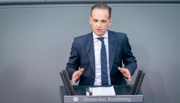 Маас прокомментировал голосование Бундестага