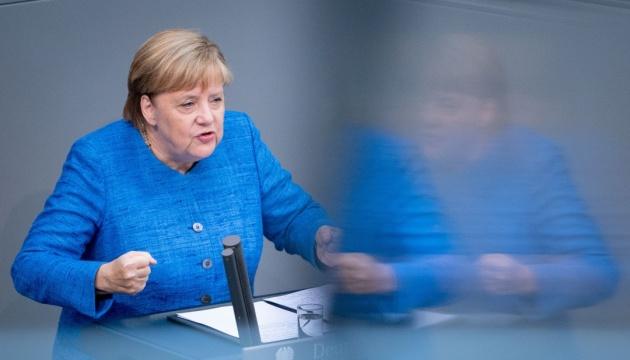 Меркель заявляє, що її нервують російські кібератаки