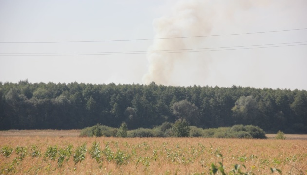 Вибухи на арсеналі під Калинівкою: військова прокуратура відкрила справу
