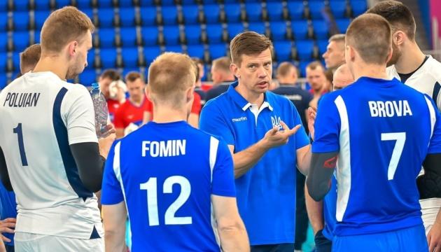 Наставник українських волейболістів оцінив готовність команди до старту на ЧЄ-2019