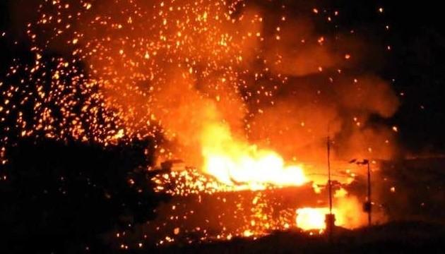 На військовій базі Північного Кіпру сталися вибухи