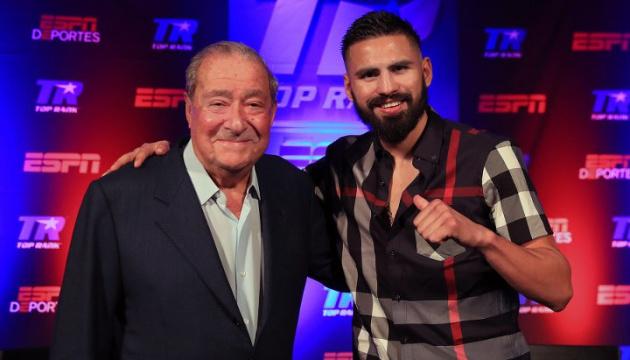 Боксерський поєдинок Постол — Рамірес орієнтовно відбудеться 1 лютого
