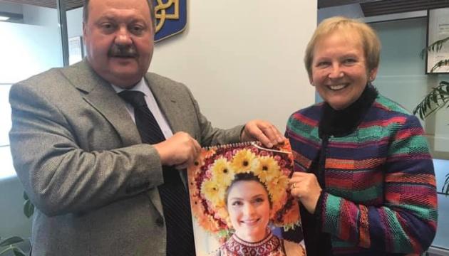 Посол України в Австралії пообіцяв діаспорі продовження співпраці та подальшу підтримку
