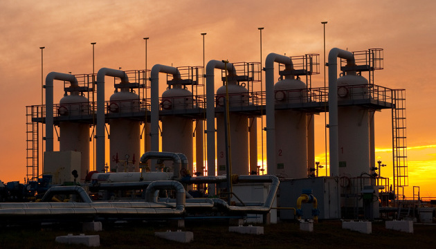 Обсяги закачування газу у сховища зросли на 33% - Укртрансгаз