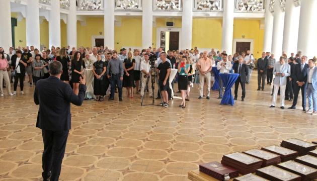 У Києві нагородили видатних спортсменів столиці за внесок у розвиток спорту міста