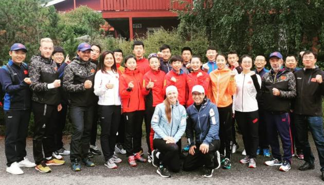 Бйорндален і Домрачева тренуватимуть збірну Китаю з біатлону