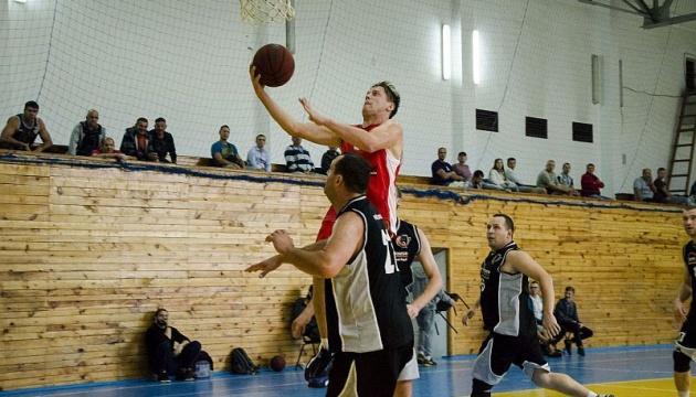 У Луцьку відбудеться міжнародний ветеранський турнір з баскетболу
