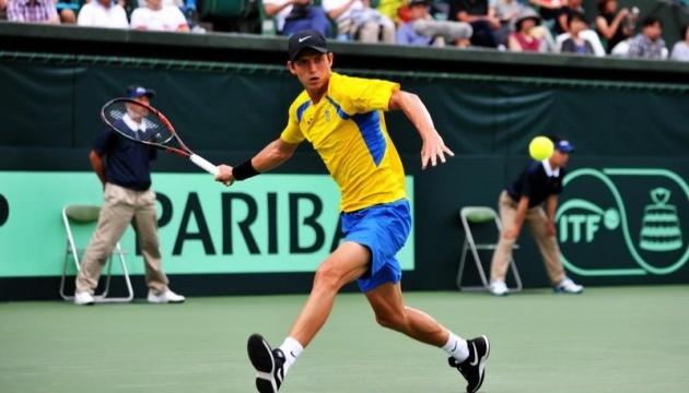 Калениченко не зміг вийти до чвертьфіналу турніру ATP у Бані-Луці