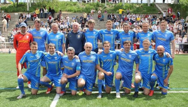 Легенди українського футболу проведуть товариський матч у Торонто