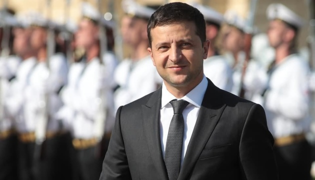 Зеленский проведет переговоры с Президентом Словакии