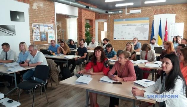 На Житомирщині ділилися досвідом реалізації грантових проєктів в ОТГ