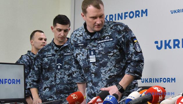Звільнений моряк пояснив, чому не стріляли у відповідь під час захоплення
