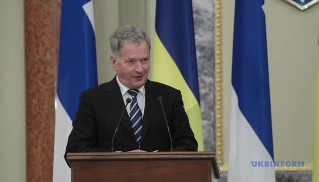 Niinisto invites Zelensky to visit Finland