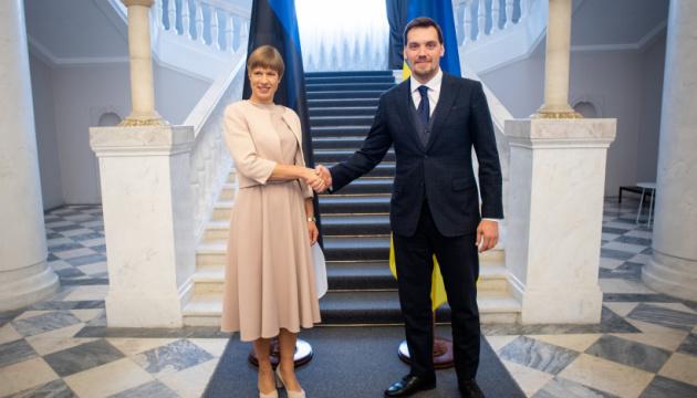Гончарук: Плануємо приєднатися до енергоринку Європи вже у 2025 році