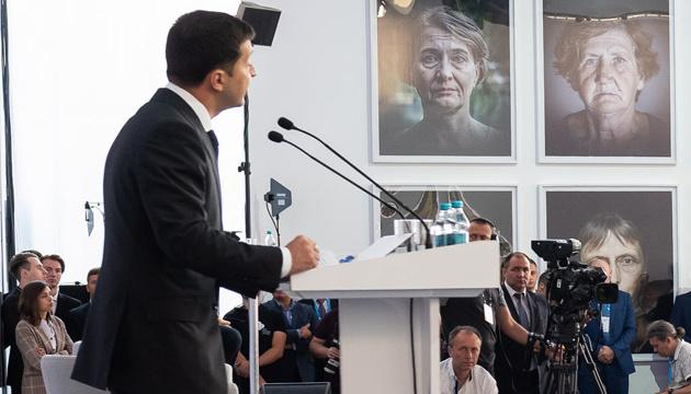 Zelensky says he has 'a few ideas' on how to return Crimea