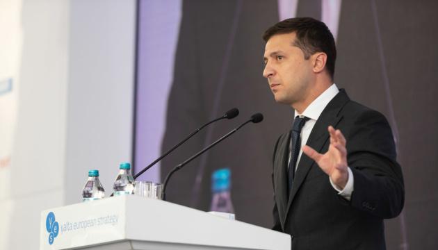 Volodymyr Zelensky: Nous avons «quelques idées» sur le retour de la Crimée