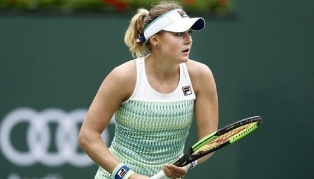Козлова програла у чвертьфіналі 250-тисячника WTA в Китаї
