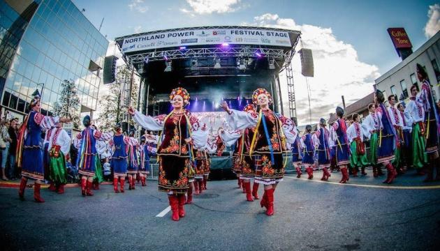 У Торонто стартує найбільший в Північній Америці український вуличний фестиваль