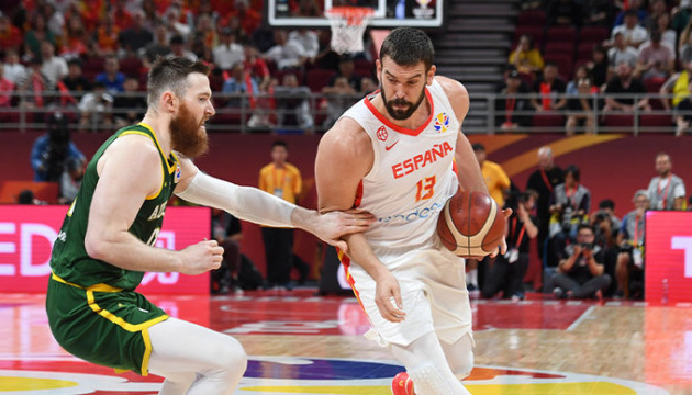Іспанці обіграли Австралію і вийшли у фінал чемпіонату світу з баскетболу