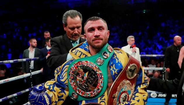 Ломаченко має битися з Гейні в грудні або відмовитися від поясу WBC - Хірн