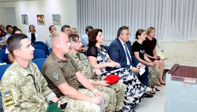 В Українському культурному центрі в Ізраїлі показали фільм «Невидимий батальйон»