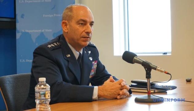 Командувач повітряних сил США у Європі розповів про успішну взаємодію з Україною