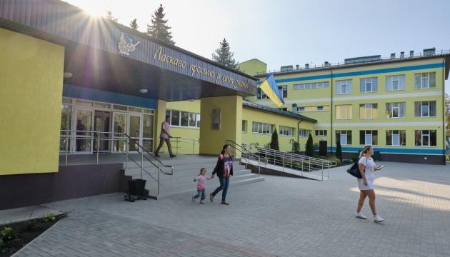 В рамках «Большого строительства» на Буковине реконструируют школу на 200 учеников