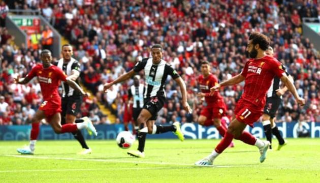 АПЛ: «Ліверпуль» обіграв «Ньюкасл»