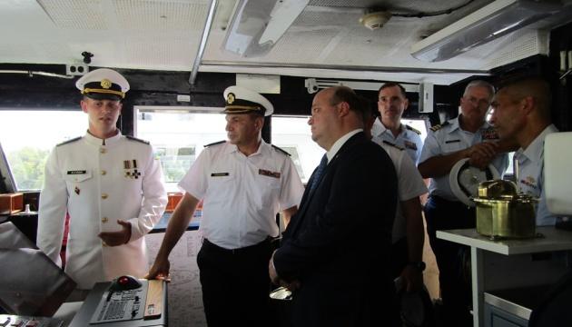 Українські екіпажі Island завершили навчання у США