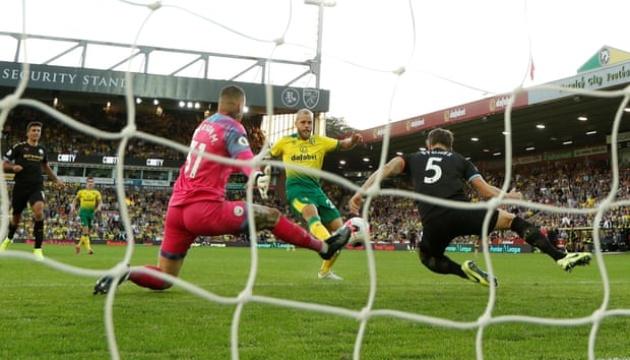 АПЛ: «Ман Сити» Зинченко сенсационно проиграл «Норвичу»