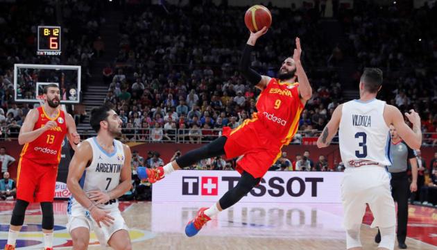 Іспанія – чемпіон світу з баскетболу