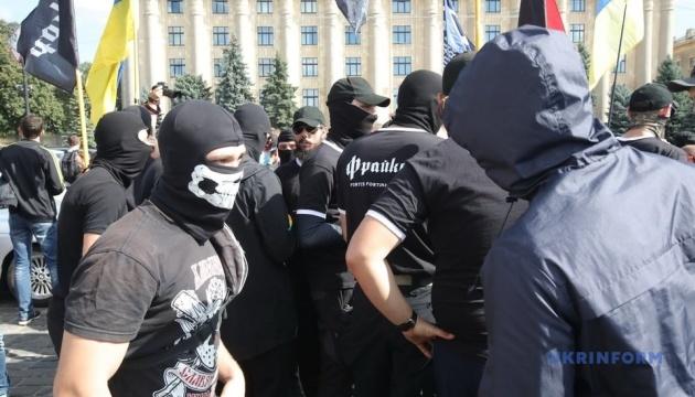 Сутички після ХарківПрайду: постраждали двоє поліцейських, 17 осіб - у поліції