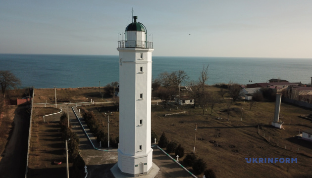 Украинские маяки станут доступными для туристов