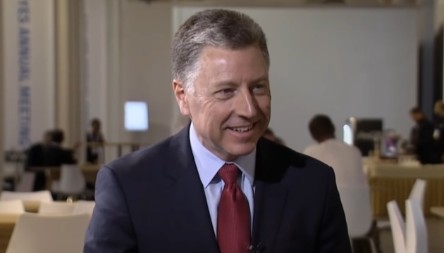 Ukraine will not be pushed to elections on Russia's terms - Volker