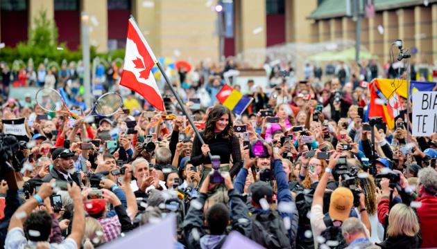 У Канаді назвуть вулицю на честь переможниці US Open-2019 Андреєску
