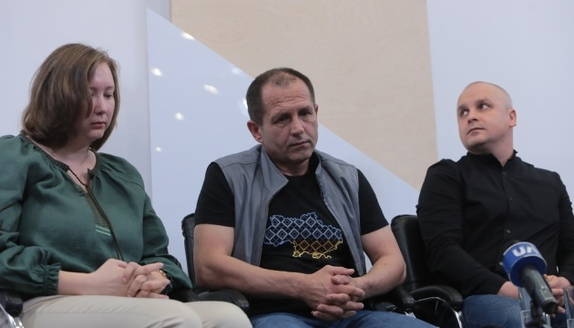 Electric shock and wet pillowcase: Balukh tells about tortures in Russian prisons
