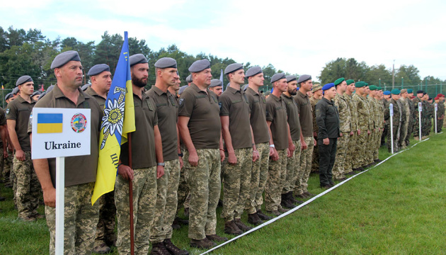 Украинско-американские учения Rapid Trident-2019 стартовали на Львовщине