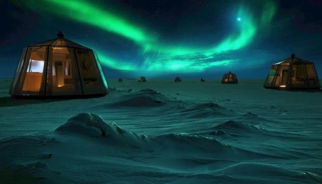 На Северном полюсе откроют отель