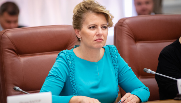 Slovakia's president to take part in Crimean Platform summit – PM Heger