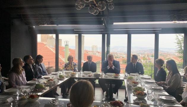 До Туреччини на навчання приїхали українські дипломати