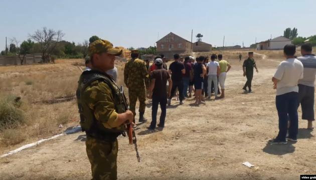 Стрілянина на кордоні Киргизстану і Таджикистану: загинув прикордонник, десятки поранені