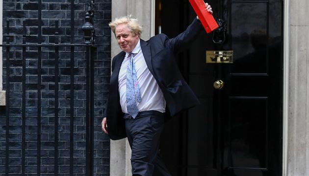Джонсон підписав історичну угоду про вихід Британії з Євросоюзу