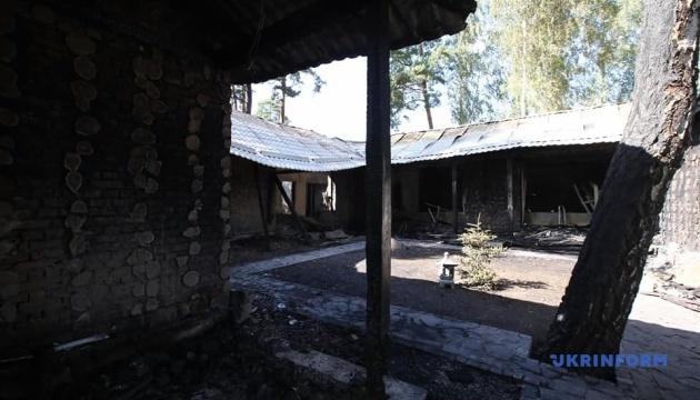 Підпал будинку Гонтаревої: Зеленський доручив СБУ долучитися до розслідування
