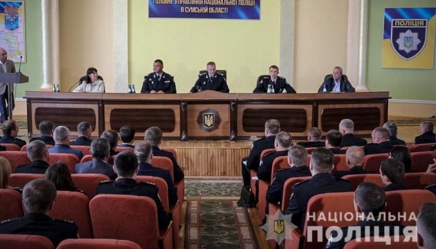 Князєв представив нового керівника поліції Сумщини