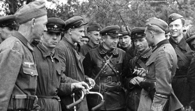 Более половины украинцев считают виноватыми за Второй мировой СССР и Германию
