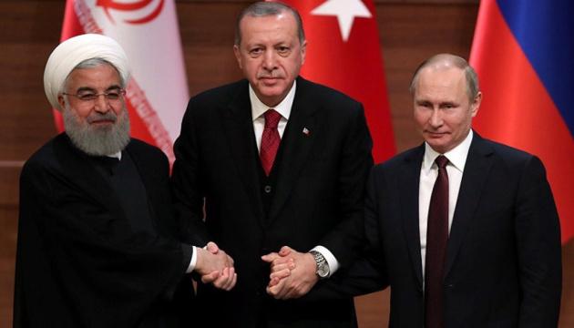 Сирія на трьох – і ніяких США